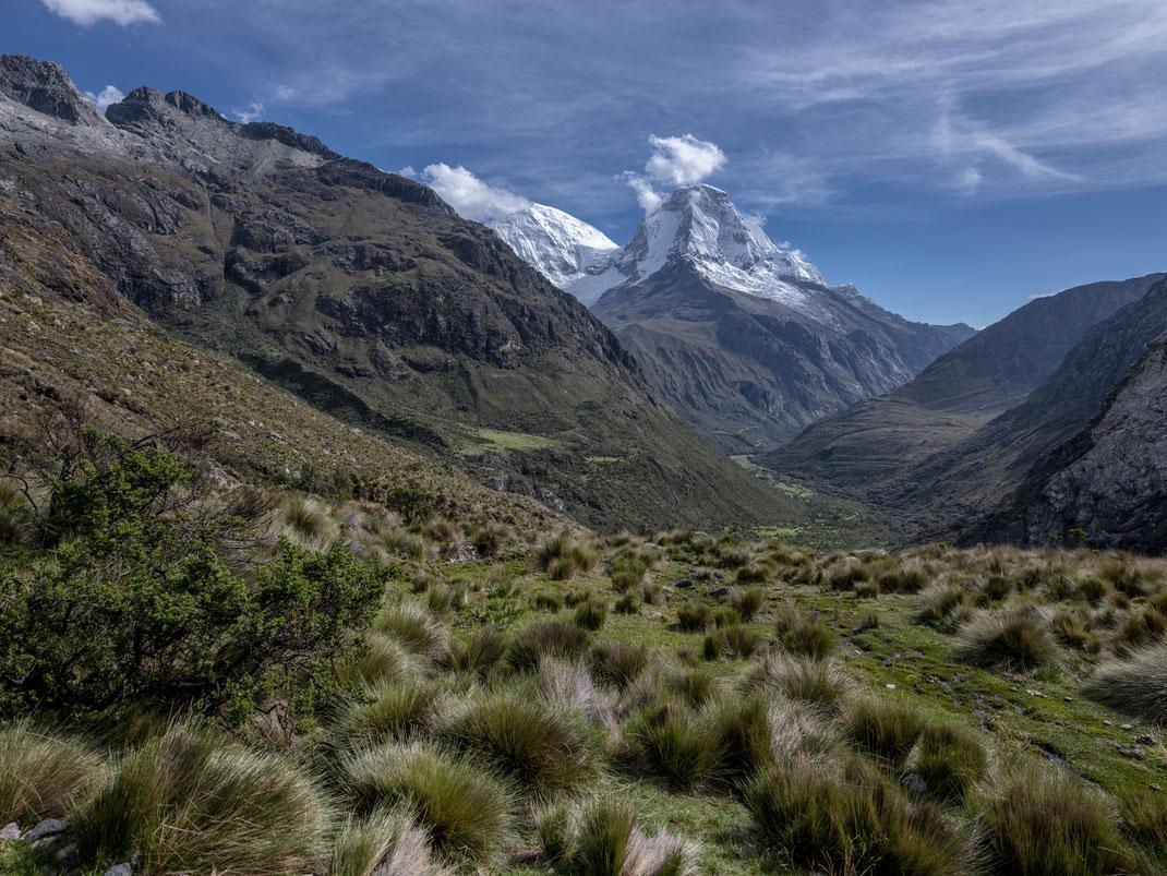 Andenhochland in Peru