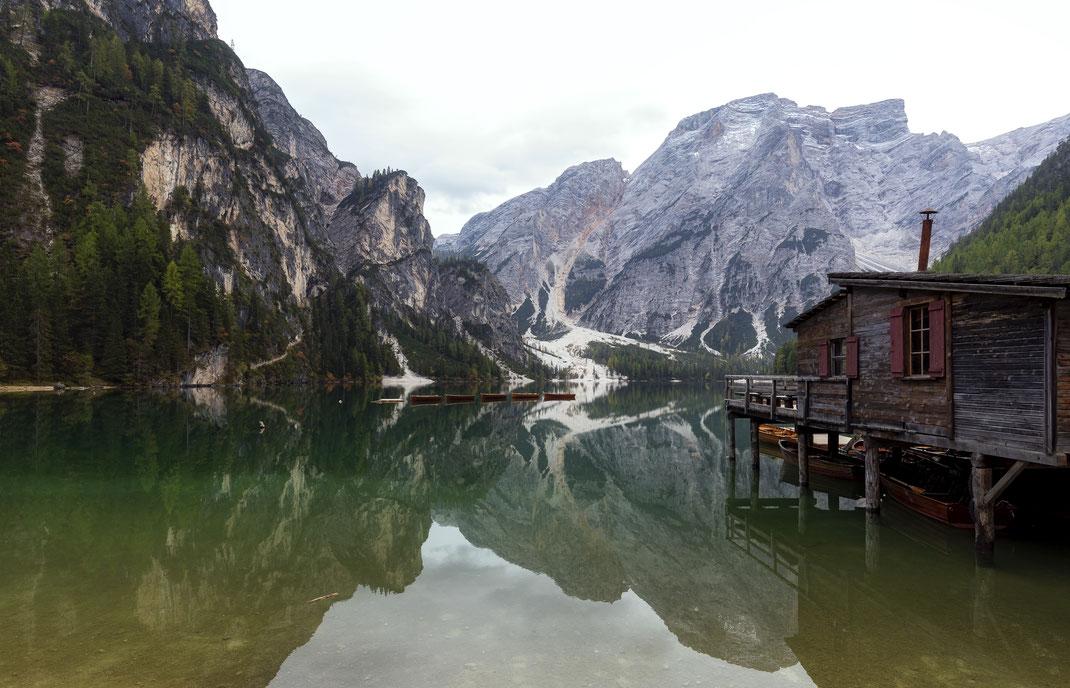Pragser Wildsee - Südtirol/Italien - September 2017