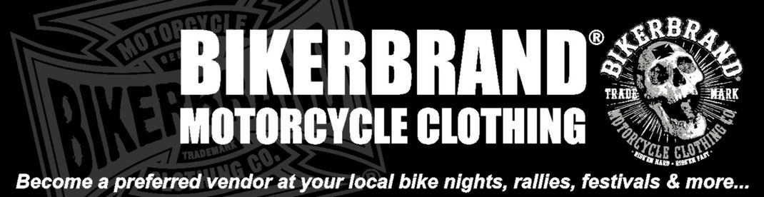 Bikerbrand, Wholesale, biker t-shirts, biker sweatshirts,