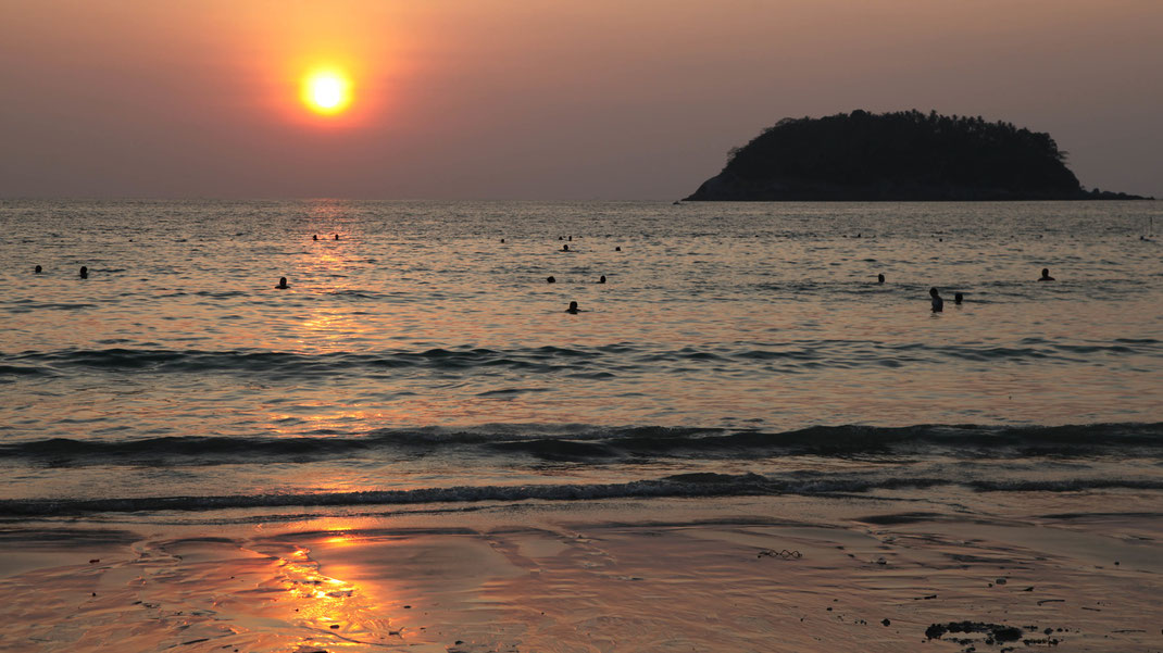 Kata Beach Sunset | Phuket
