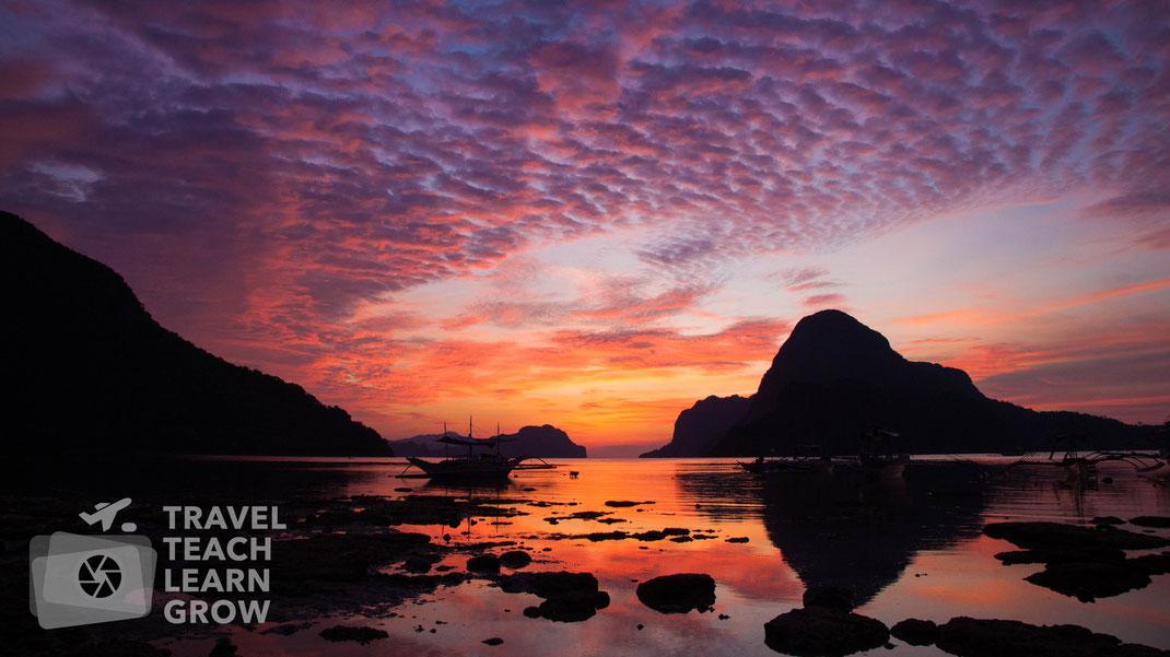 El Nido Sunset | Palawan