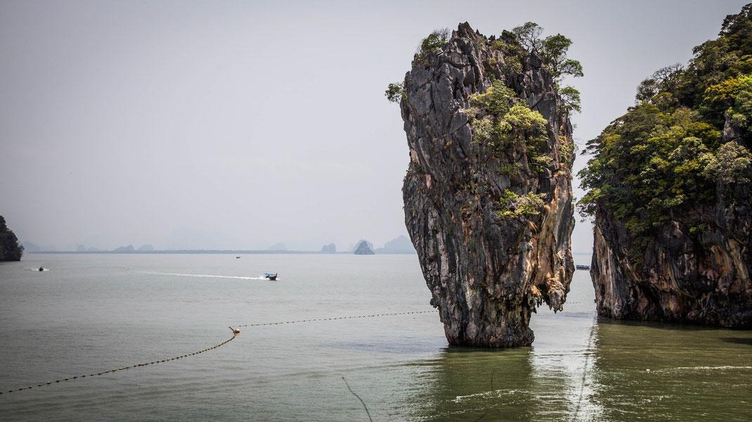 Ko Khao Phing Kan (James Bond Island) | Thailand