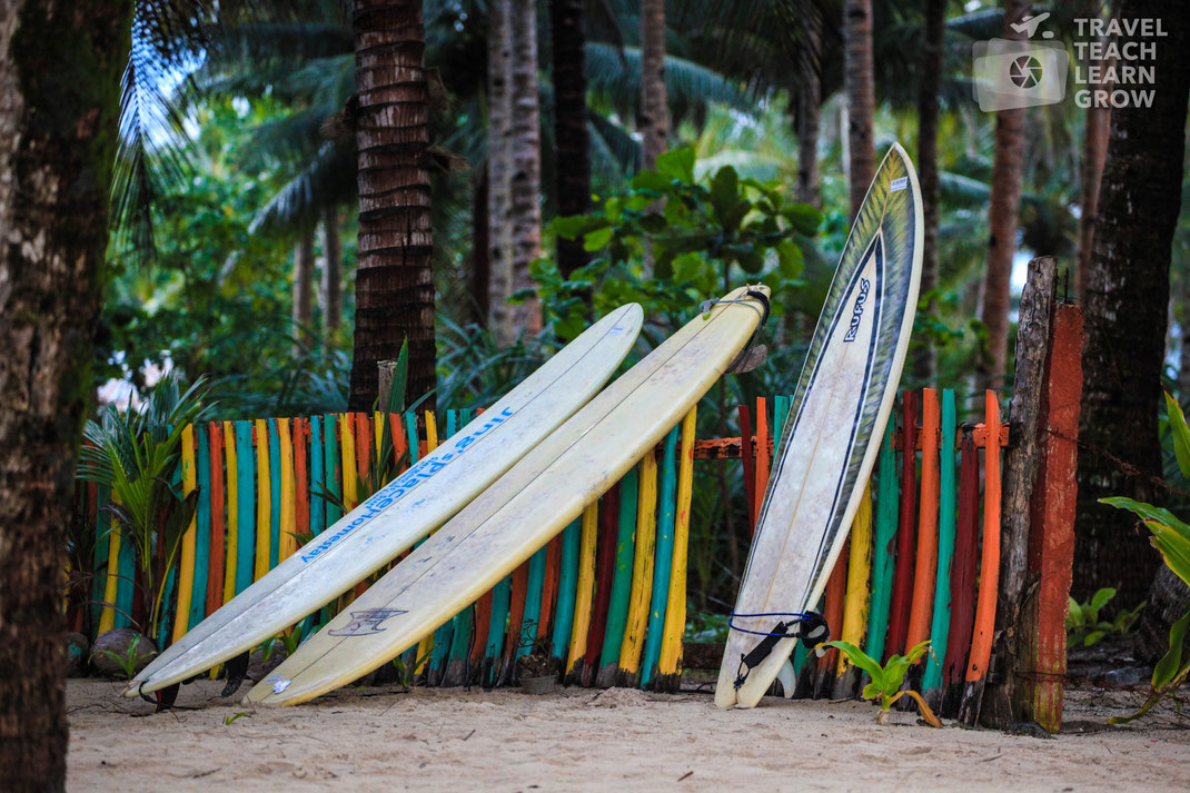 Cafe Loka Surfboards | Siargao Island
