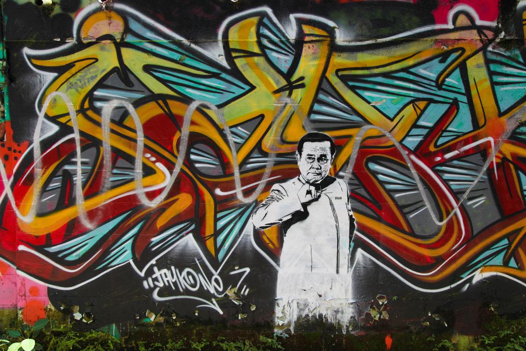 Graffiti | Chiang Mai