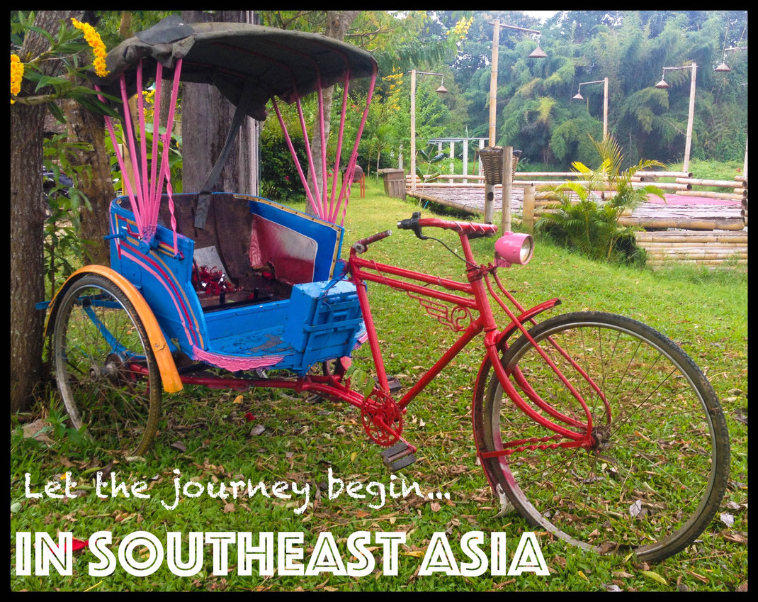 And so it begins   in SE Asia - Travel | Teach | Learn | Grow