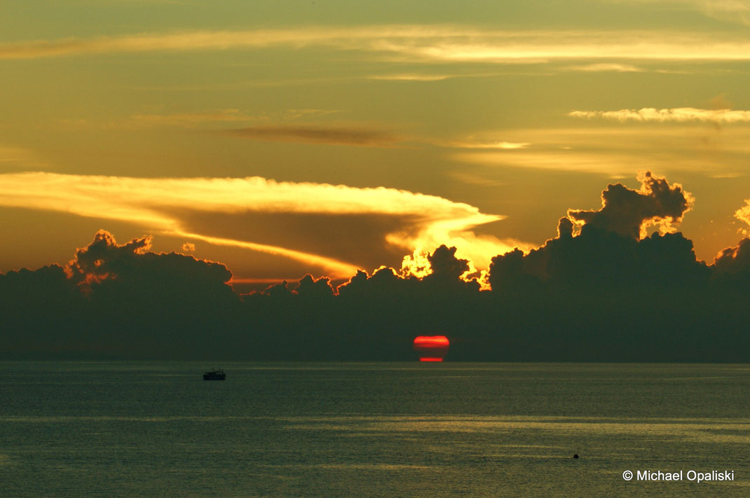 Sky on Fire | Koh Tao