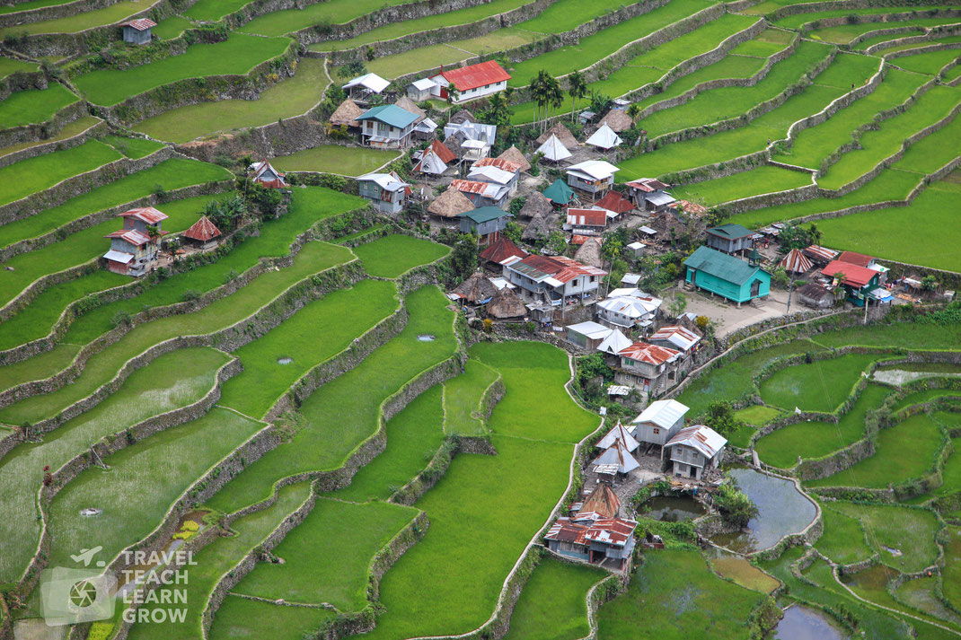 Small Town Living   Batad