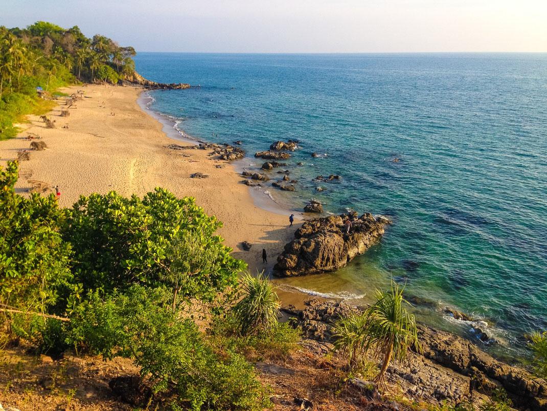 Andaman Sea | Thailand