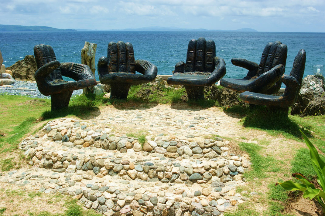 Have a Seat at Crystal Cove Island | Aklan