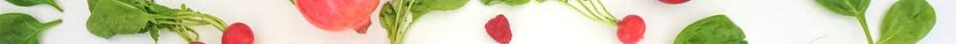 Vitaminreiches Obst und Gemüse bei Kinderwunsch und PCO-Syndrom