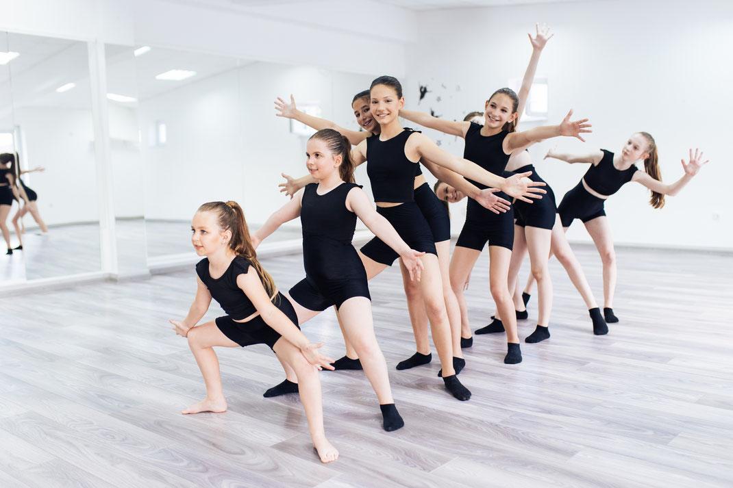 Jazz Dance Training Reutlingen, Jazz Dance für Kids, Jazz Dance Tanzschule