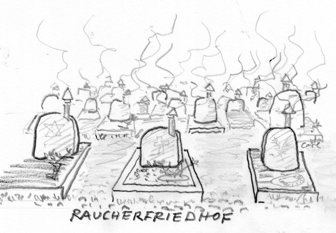 Tod durch Tabak: Jeder 7. Mann in Deutschland - 6. April 2017
