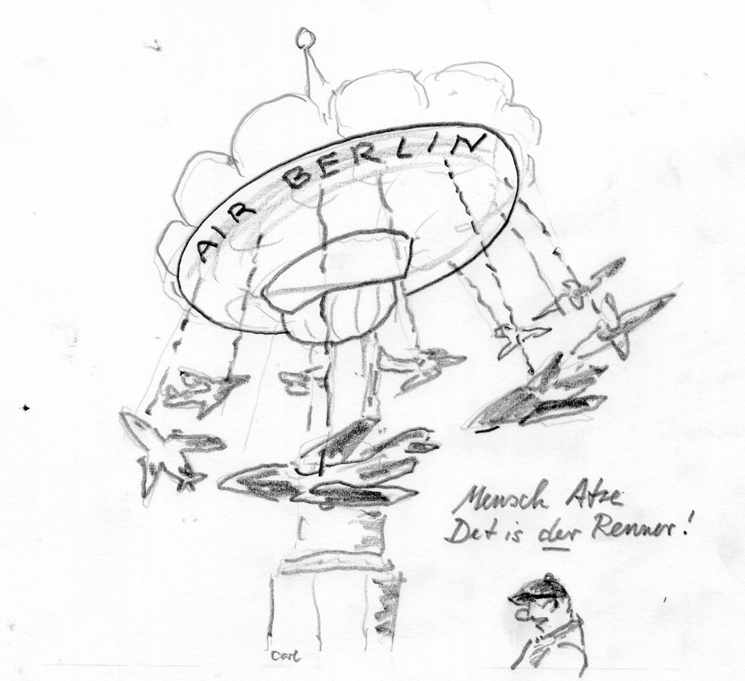 AirBerlin ist pleite und soll verkauft werden
