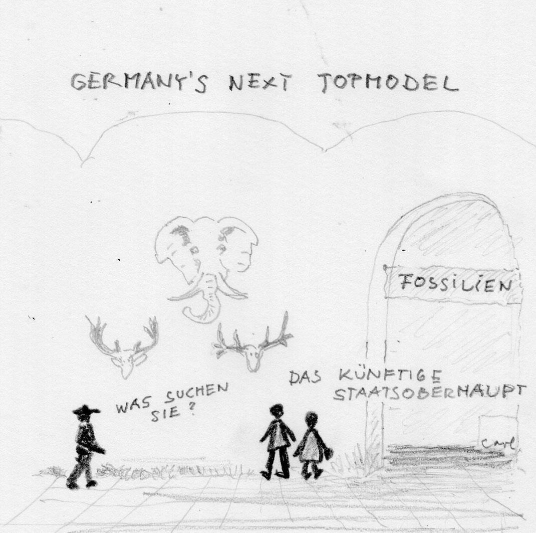 Joachim Gauck verzichtet auf zweite Amtszeit; nun beginnt die Suche nach einem Nachfolger