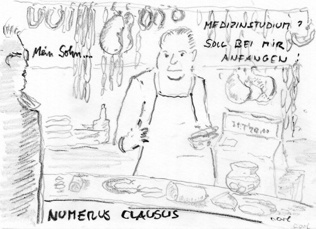 Dezember 2017 - Karlsruhe urteilt über Numerus Clausis