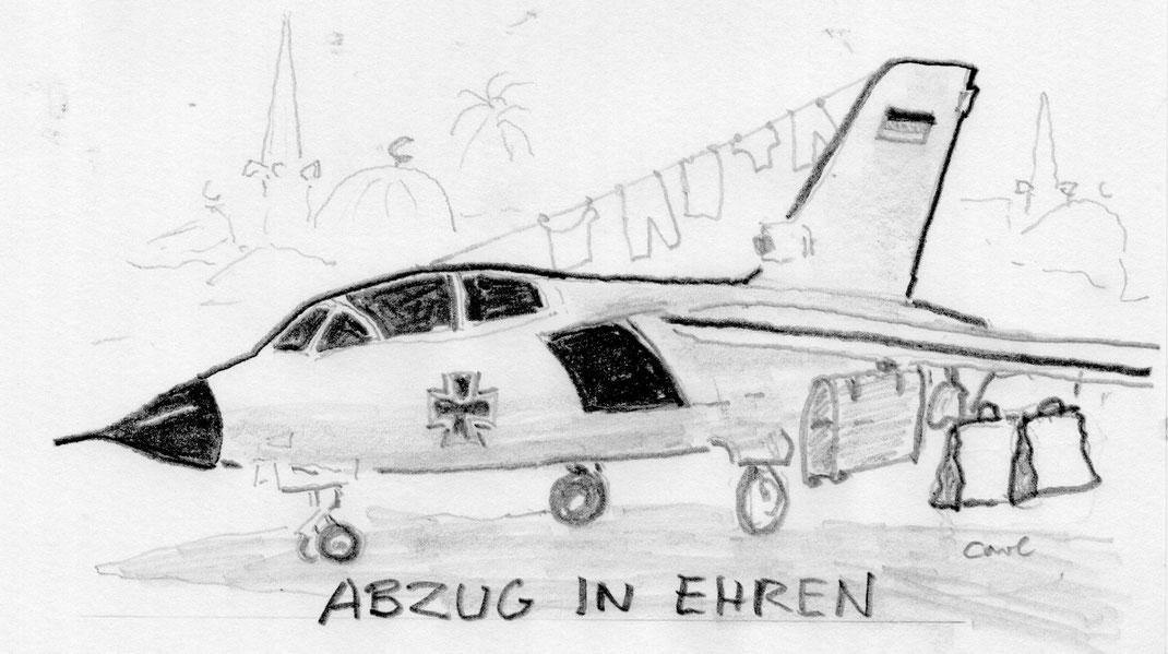 Juni 2017 - Luftwaffe zieht aus Türkei ab