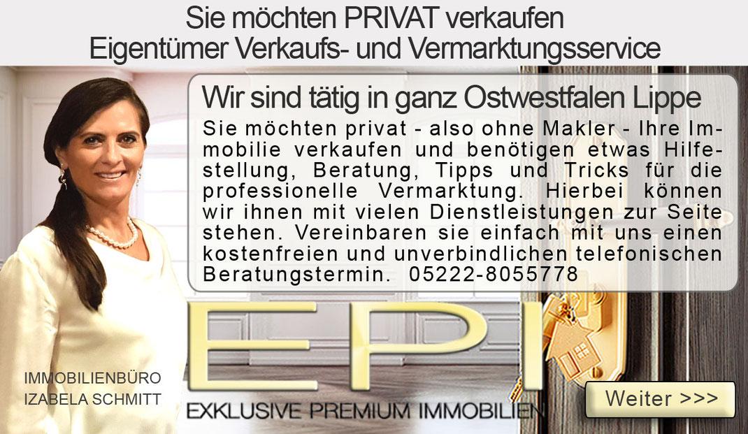 EXTERTAL IMMOBILIE PRIVAT VERKAUFEN OSTWESTFALEN LIPPE OWL VERKAUFSSERVICE FÜR PRIVATVERKÄUFER PRIVATER IMMOBILIENVERKAUF OHNE MAKLER PROVISIONSFREI OHNE PROVISION