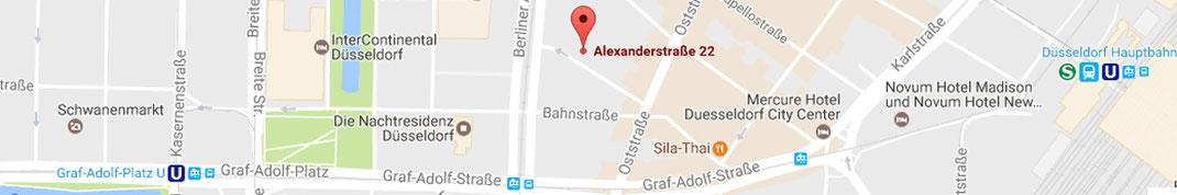 mission60minutes Downtown - Alexanderstrasse 22 - 40210 Düsseldorf