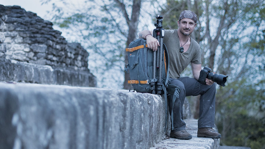 Martin Engelmann, Fotograf, Filmemacher, Autor, National Geographic