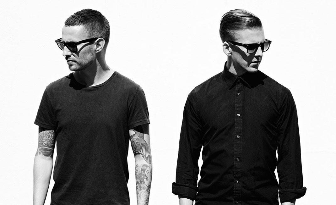 Galantis | Schwedisches House Duo mit gutem Musikgeschmack