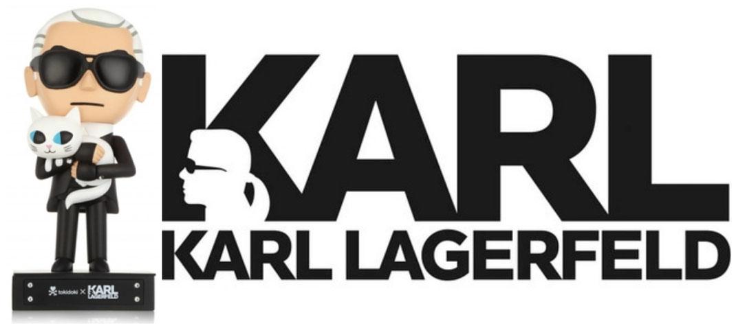 Freaky Friday | Karl Lagerfelds Miniatur Inszenierung Puppe