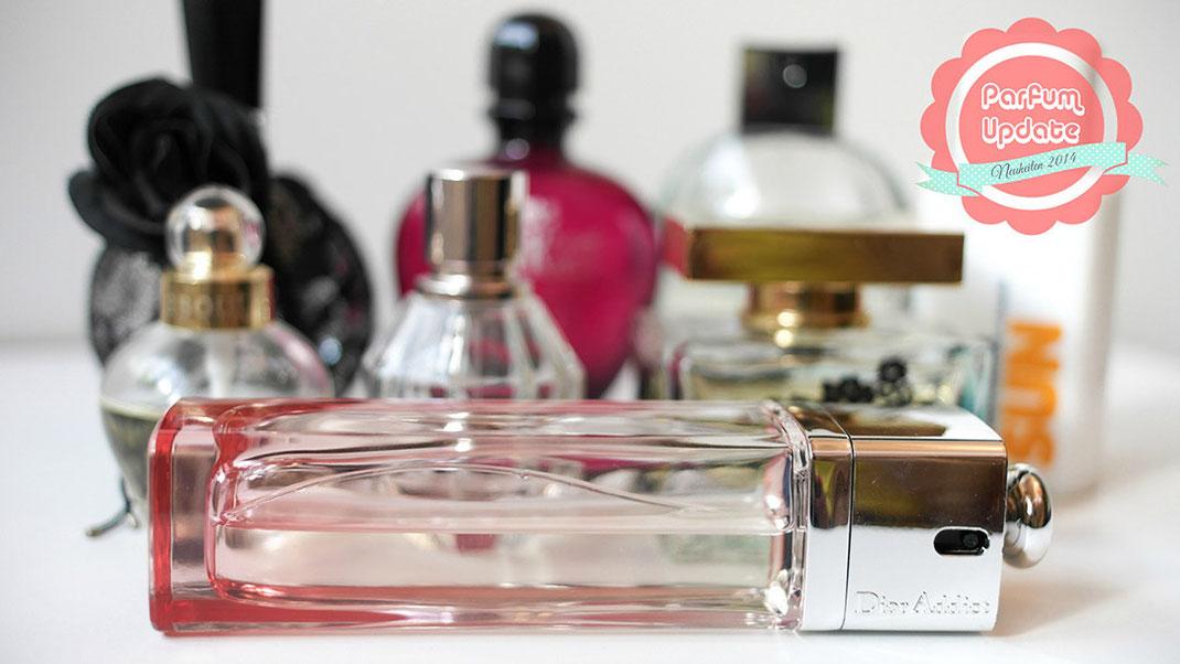 Parfum Update | Meine Parfums neigen sich dem Ende und daher muss dringend etwas Neues für meinen persönlichen Beauty Lifestyle her! Somit möchte ich Euch heute meine Top 3 Favoriten hier auf dem Blog präsentieren