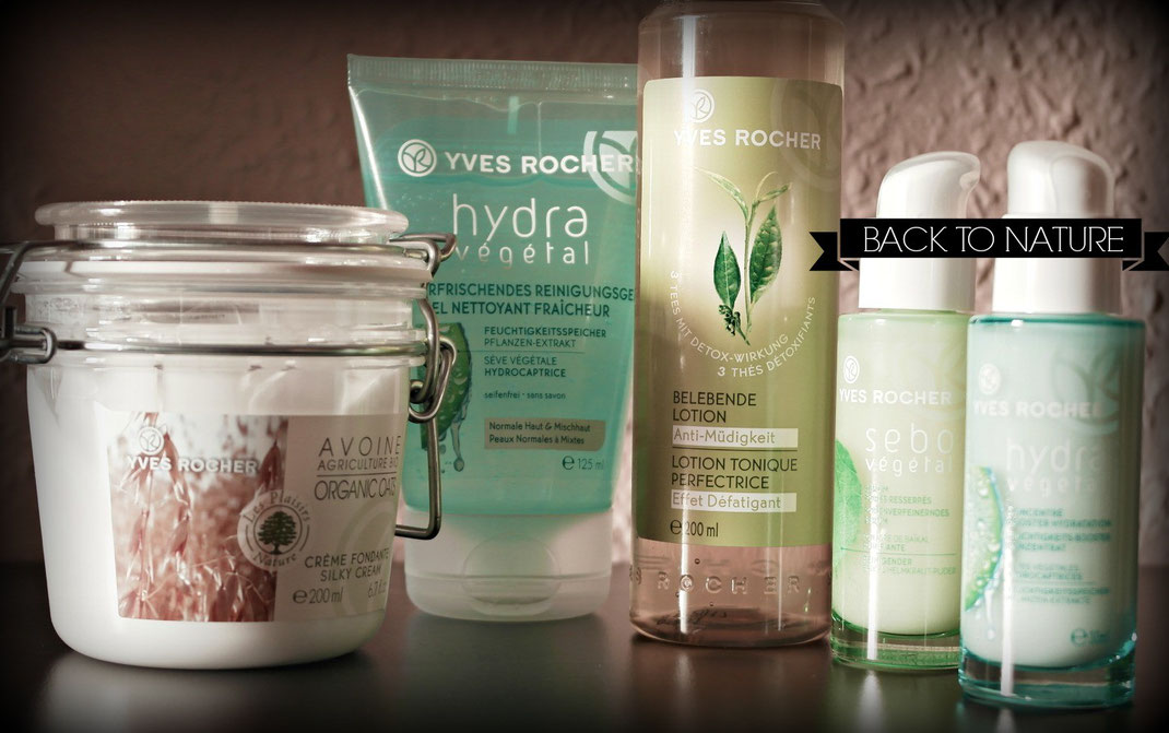 Yves Rocher | Back to Nature | Naturkosmetik