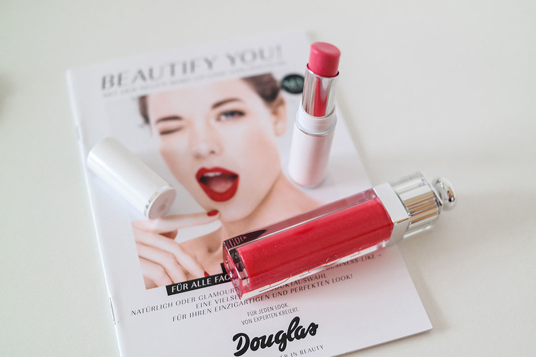 Beauty You | Lancome Shine Lover vs. Dior Addict Gloss