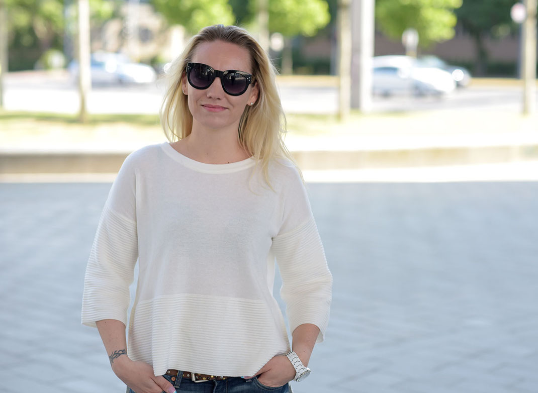 Outfit   Wie ein Tourist im Großstadtdschungel