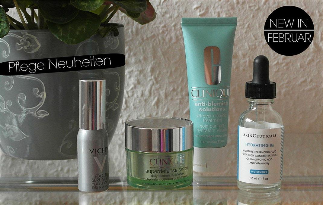 Pflege Neuheiten im Februar | Meine Must Haves für eine schöne Haut