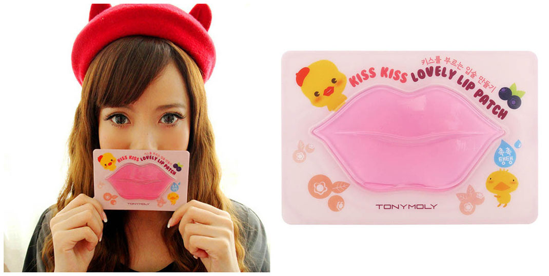 Tony Moly Kiss Kiss Lip Patch
