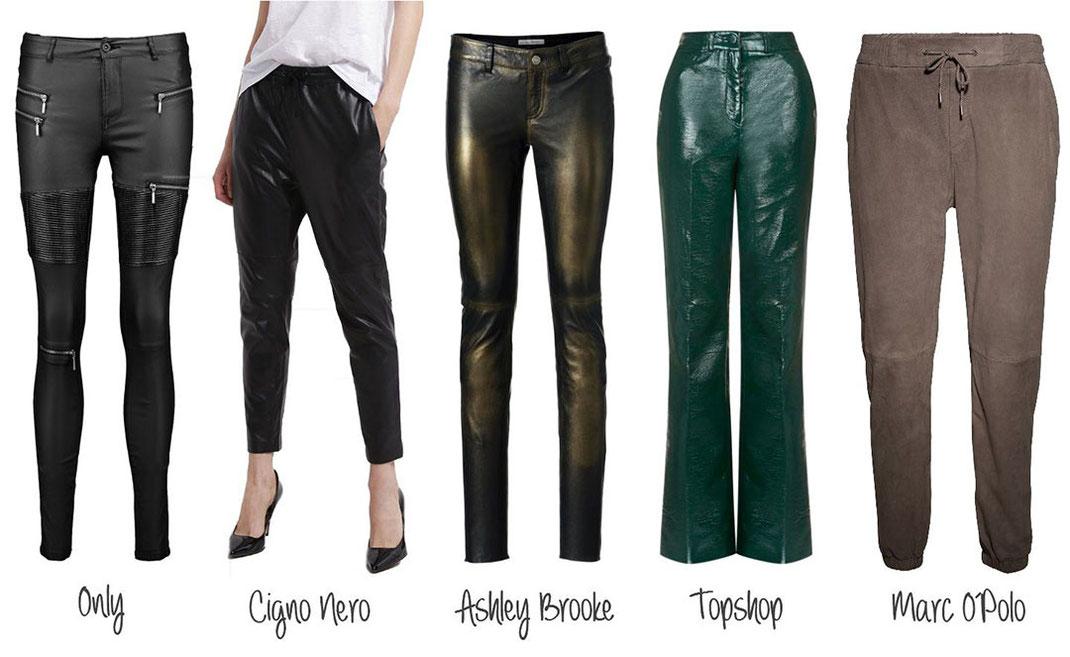 Lederhosen Trends 2015 | Von Culottes bis Baggy Pants ist alles dabei
