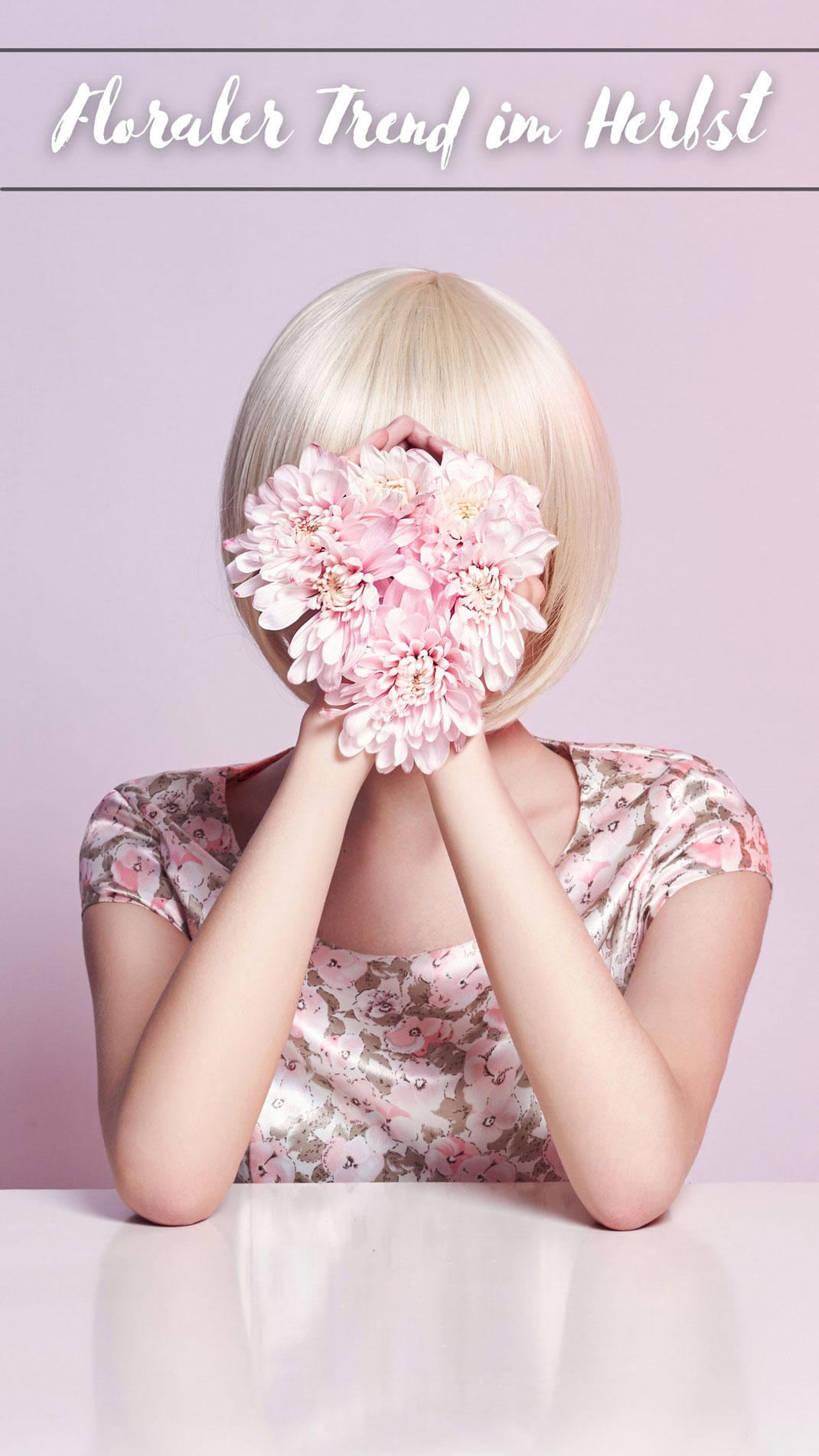 Blumen haben uns bekanntlich schon immer Freude bereitet, weswegen sie uns im Herbst 2021 und auch in der Mode noch begleiten werden | Hot Port Life & Style | 30+ Style Blog
