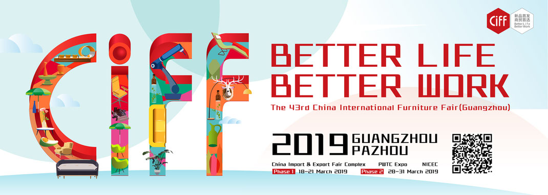 CIFF Guangzhou, International Furniture Fair