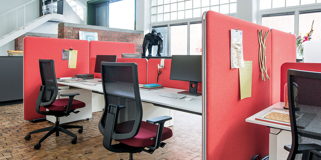 Sedus se:do Büroambiente workbench