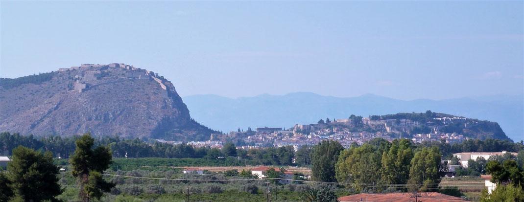 napoli fortress antonio giancix palamidi venetian republic morea peloponnese