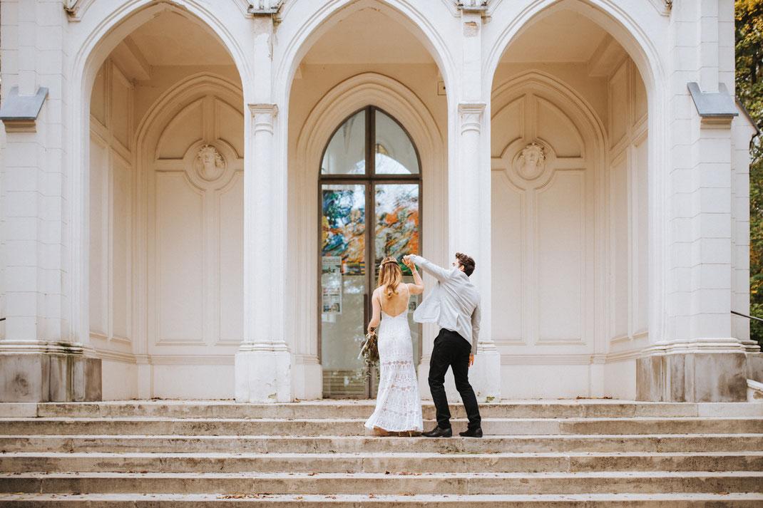 Sisi Kapelle Wien Hochzeitsfotograf