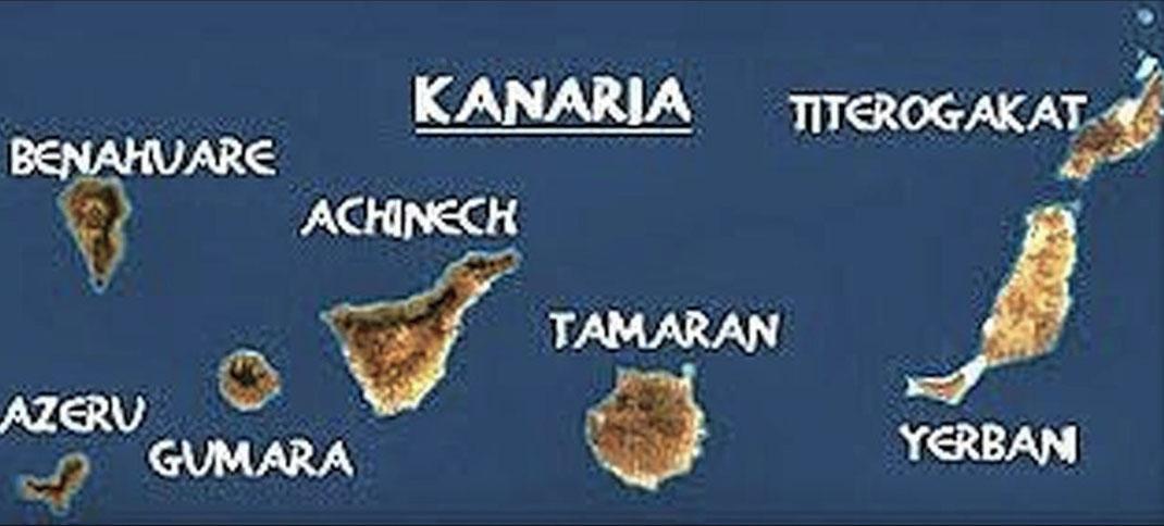 die Namen der Kanarischen Inseln aus vergangenen Zeiten, Casa Madera