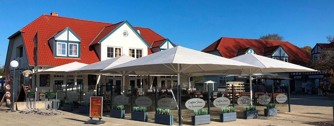 Allwetter-Schirme von Tophoven