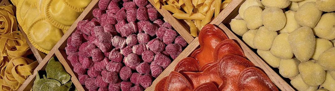 Leckere Speisen in der Aussengastronomie