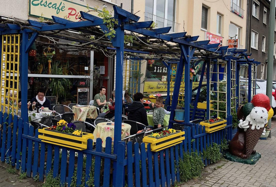 Terrasse Eiscafe