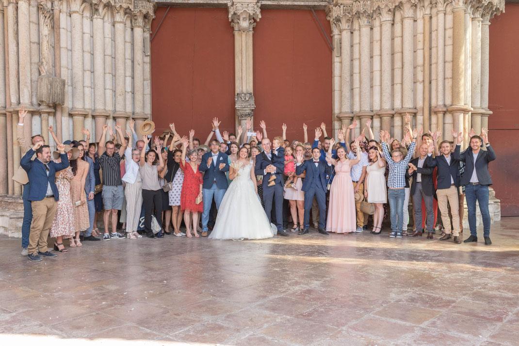 photo famille mariage; photographe mariage bourgogne; dijon; photo du mariage;