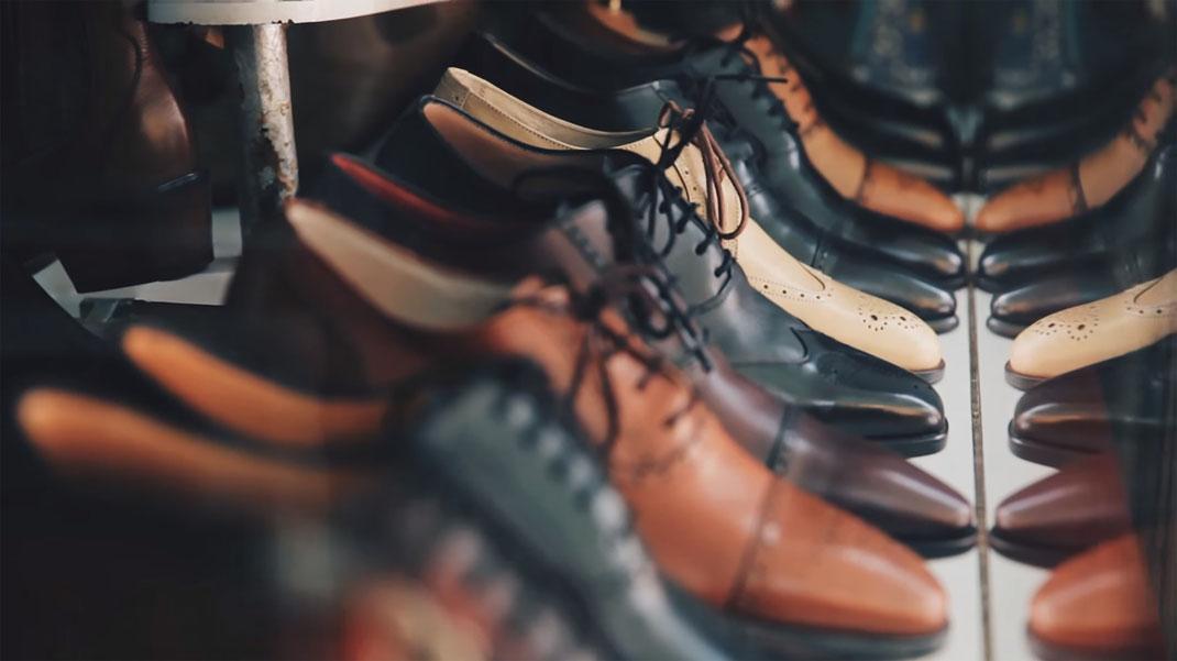 perfekte Schuhpflege Herrenschuhe 2019