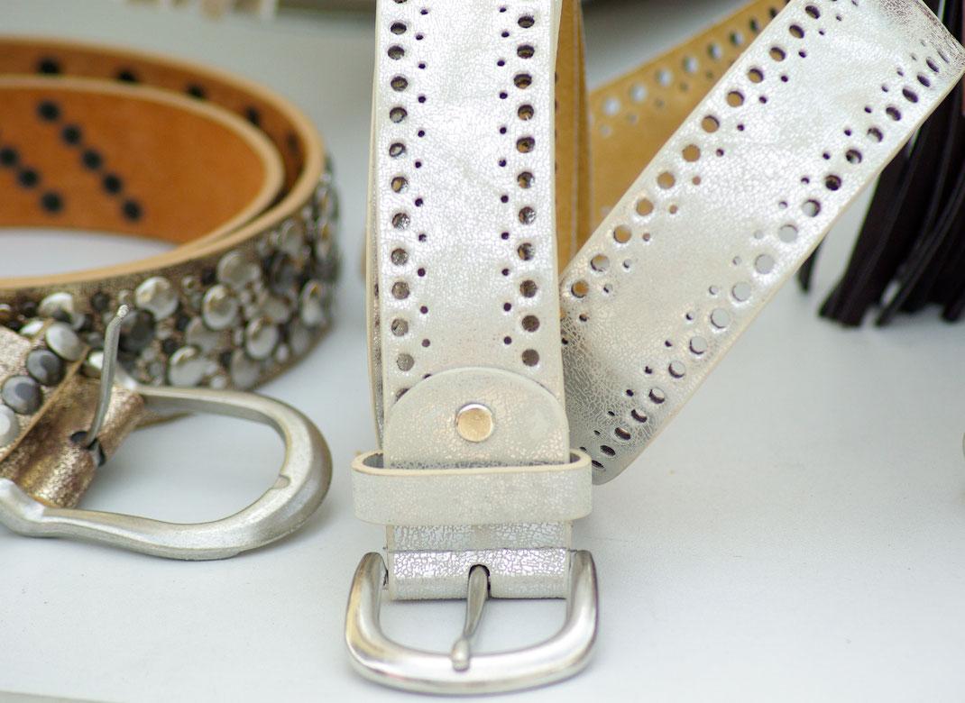 Der schönste Ledergürtel, den Sie je getragen haben! Ihr Werk - in wenigen Stunden - und nur einmal auf der Welt-
