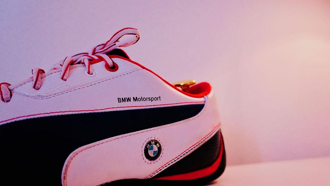 Rennsportschuhe BMW Motorsport
