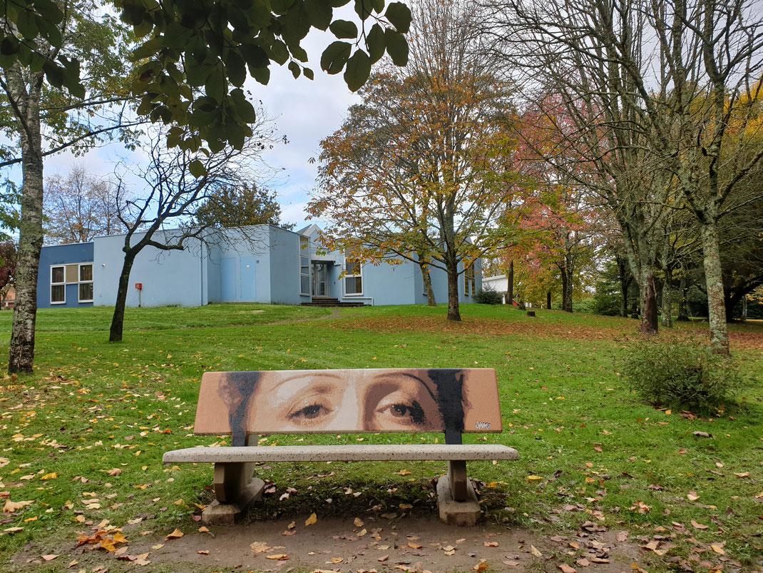 Edith Piaf / Château de la Gobinière à Orvault