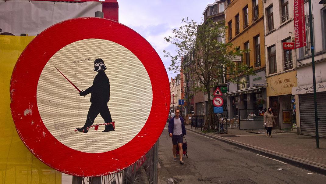 Bruxelles Rue Haute