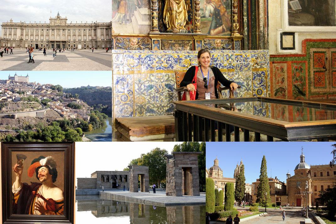 Très beau montage du voyage à Madrid pour Voyages Coopératifs. Montage réalisé par Albert Guichaoua