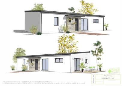 Plan maison 4 chambres