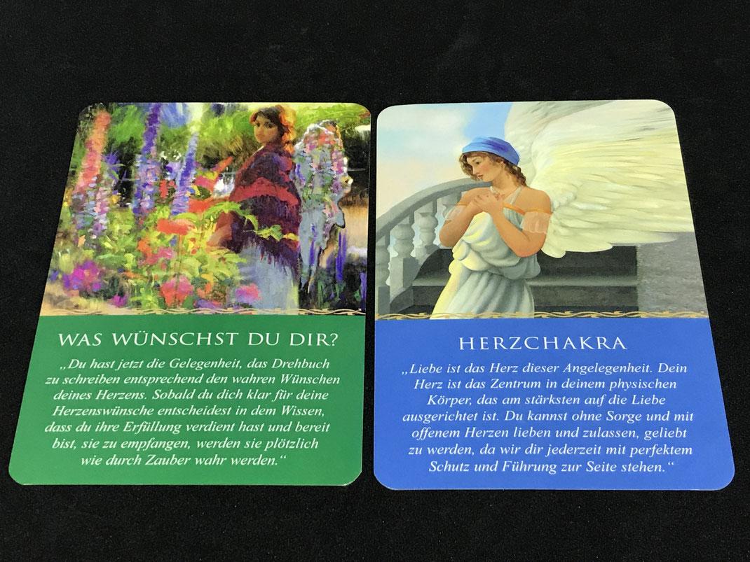 Das Engel-Orakel für jeden Tag von Doreen Virtue auf Phönixzauber - kostenlose Tagesbotschaften